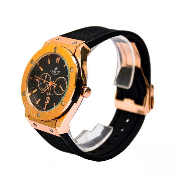 خرید ساعت مردانه هابلوت - مدل Hublot 882888 مشکی
