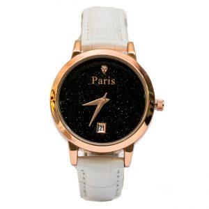 خرید ساعت مچی زنانه پاریس Paris سفید
