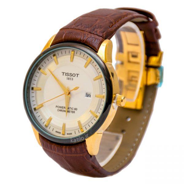خرید ساعت مردانه تیسوت - مدل Tissot TO1114 قهوه ای